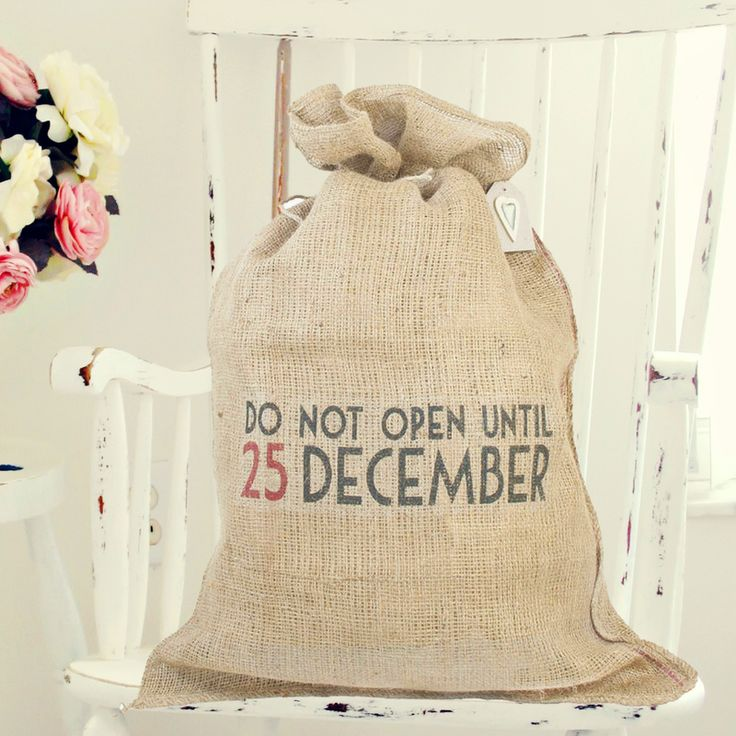 This is Pretty - Christmas Present Sack