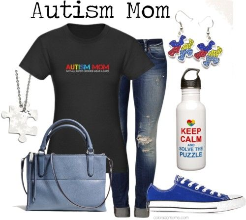 This is a cool website for autism moms to get fashion pieces to stand up for autism. I particularly like the puzzle piece necklace. It is a not a huge statement, but it could help a mom show her support with day to day jewelry.