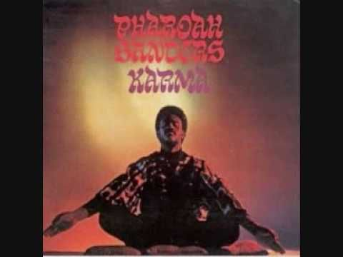 "Pharoah Sanders - The Creator Has a Master Plan 1/3 - "" For All Things Black and Beautiful ""--love & peace"