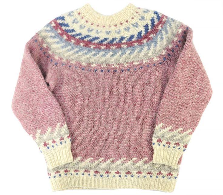 Die besten 25 norweger pullover damen ideen auf pinterest norweger pullover original fair - Fair isle pullover damen ...