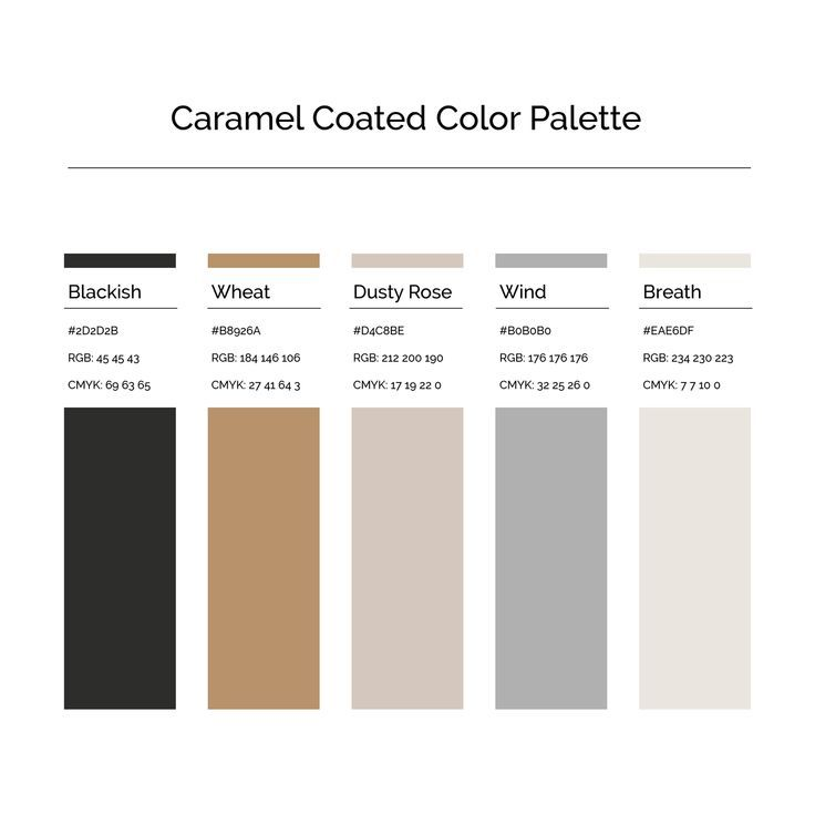 15 More Minimalist Color Palettes To Jump Start Your Creative