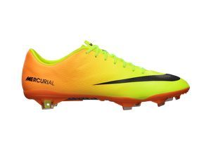 Nike Shoes Football Mercurial Nike Mercurial Vapor IX FG - (Volt/Bright  Citrus/Black) Leather Made in China