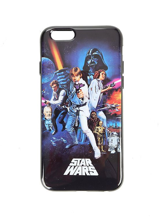 Star Wars Classic iPhone 6 Case