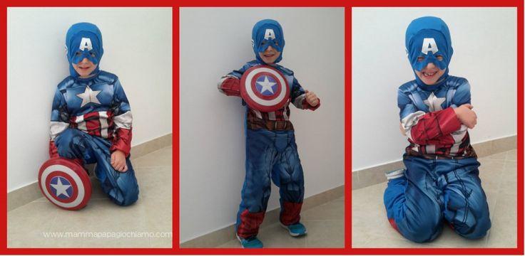 Arriva Capitan America o Capitan Andrea?