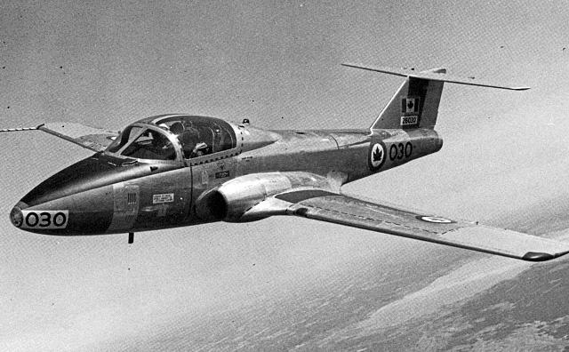 Canadair CT-114 Tutor  (CASM-30755)