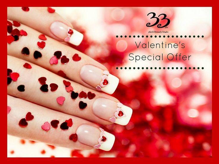 Τι θέλετε για την ημέρα του Αγίου Βαλεντίνου λαμπερό πρόσωπο ή αξιοπρόσεχτο manicure;; Η απάντηση μας είναι ΚΑΙ ΤΑ 2  Για αυτό λοιπόν από σήμερα μέχρι και τις 14 Φεβρουαρίου σας προσφέρουμε μια συνεδρία ενυδάτωσης προσώπου και ένα ημιμόνιμο-manicure στην τιμή των 25. ΥΓ1: Το nail art δώρο από εμάς! ΥΓ2: Η προσφορά αναφέρεται και σε μη εορτάζοντες  #Ενυδάτωση Προσώπου περιλαμβάνει: Ντεμακιγιάζ peeling ενυδατικός ορός ενυδατική μάσκα ενυδατική κρέμα και αντηλιακή προστασία. Το…