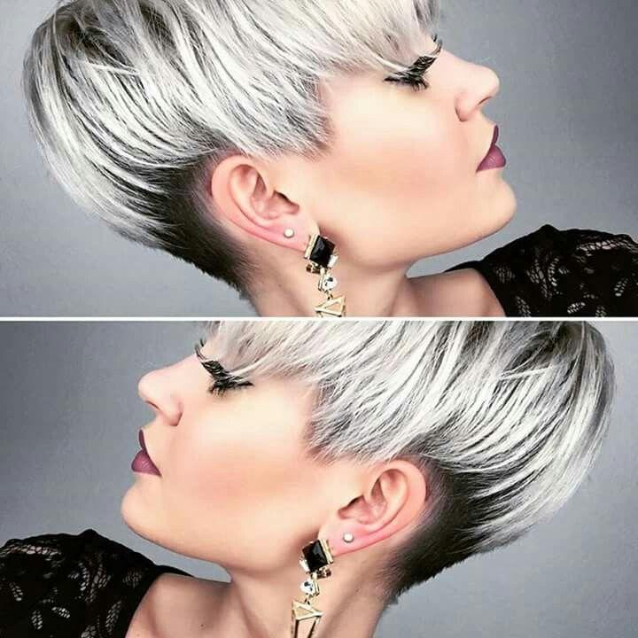 Photo: coupes de cheveux originales