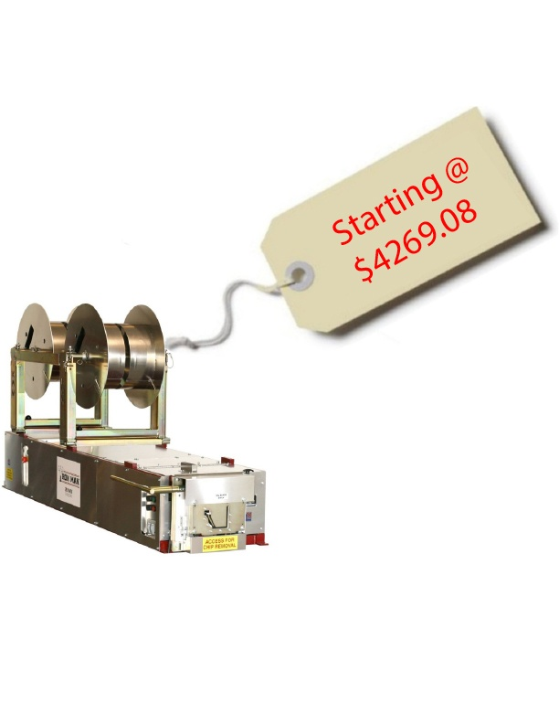 Big Sale on Ironman Gutter Machines!!! At http://www.guttersupply.com/p-Ironman-Gutter-Machines.gstml