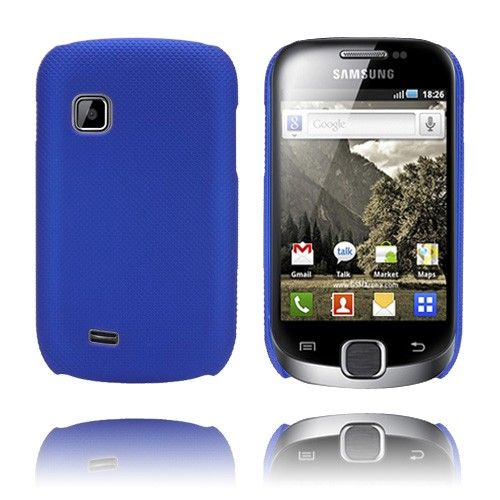 SuperGrip (Sininen) Samsung Galaxy Fit Suojakuori