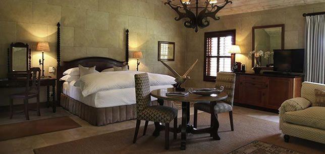 Suite 1 – Luxury Suite | La Petite Dauphine