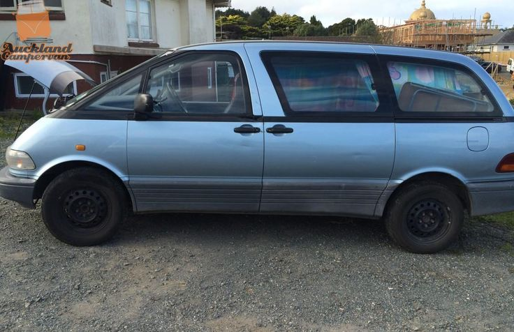 Toyota Previa '1993 Visit our website to view our selection of fuel efficient and easy to drive camper vans.Search online today and sales. A wide range of quality is here.