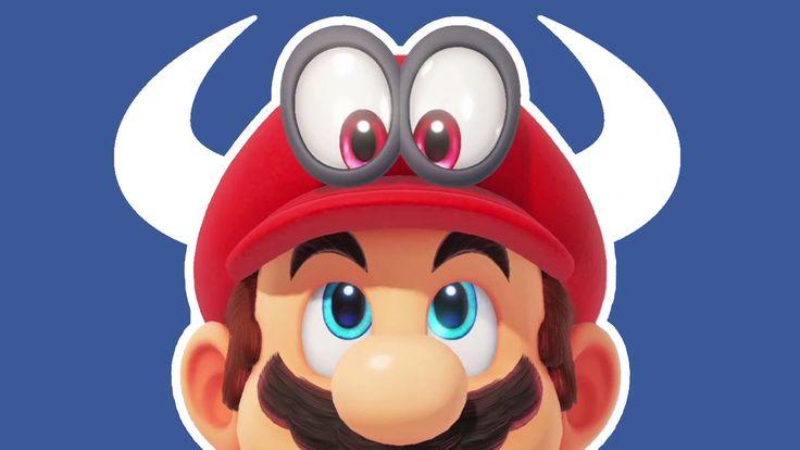 SUPER MARIO ODYSSEY RAP - Oh No Mario!   Dan Bull - YouTube