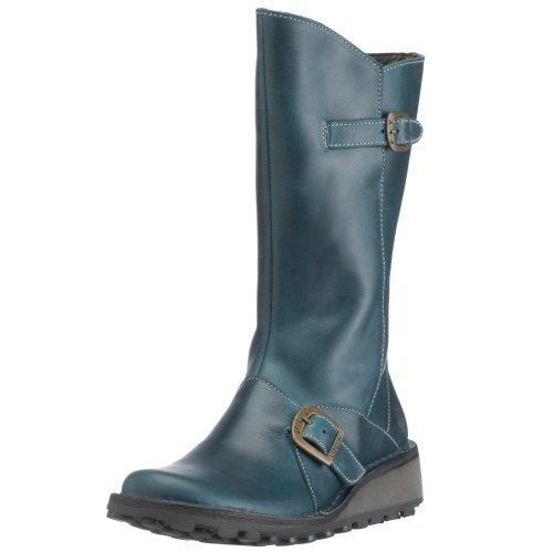 Fly London Women's Mes Mid Calf Boots: Amazon.co.uk: Shoes & Accessories