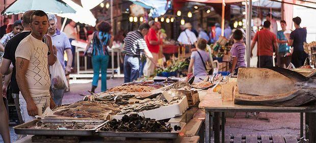Lo Street Food di #Palermo: la cucina di strada