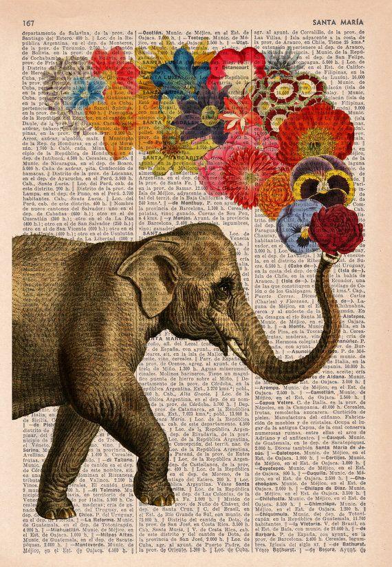 25 Best Ideas About Elephant Wall Art On Pinterest
