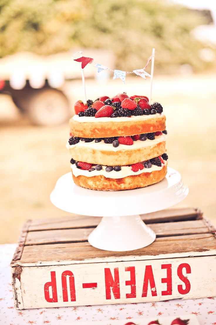 A County Fair Inspired 2nd Birthday | The Sweet Lulu Blog