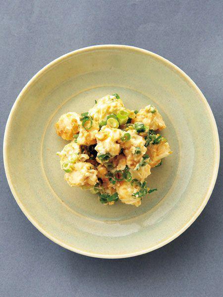 まろやかなクリームチーズは、意外にごはんにもよく合う|『ELLE a table』はおしゃれで簡単なレシピが満載!