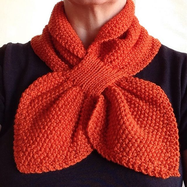 Knitting Pattern For Scarflette : Pinterest   The world s catalog of ideas