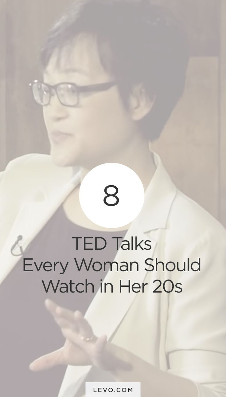Bookmark now: TED Talks you seriously need to watch. Talk about serious #inspiration. #levoinspired http://levo.com