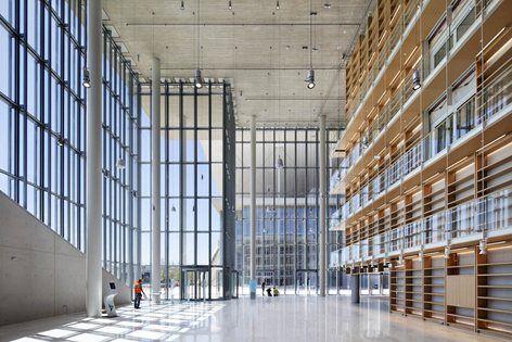 Stavros Niarchos Foundation Cultural Centre (SNFCC), Athens, 2016 - RPBW - Renzo Piano Building Workshop, BETAPLAN