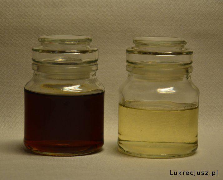 Syrop z cukru (simple syrup)