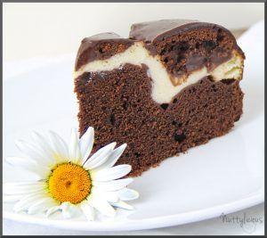 Eine große Kuchenliebe: Gefüllter Schokoladenkuchen