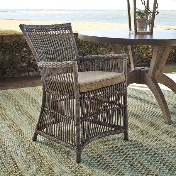 Monterey Teak Arm Chair