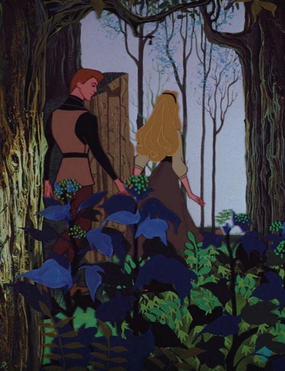 La bella addormentata del bosco