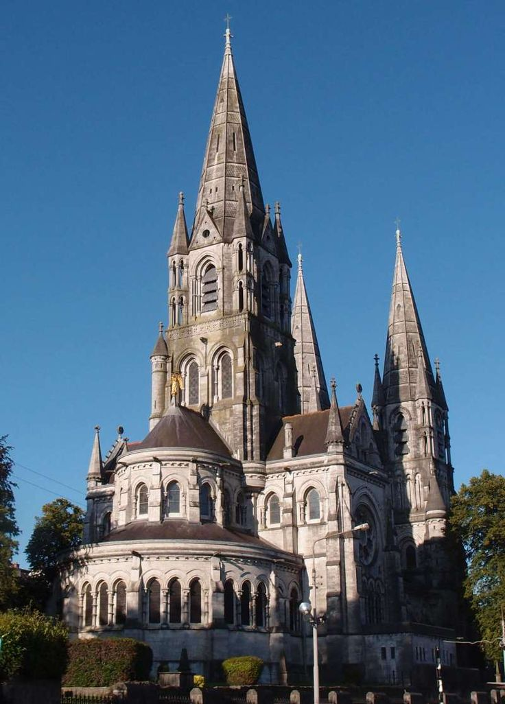Catedral de San Finbarre #cork #irlanda #ireland #europe #europa #travel