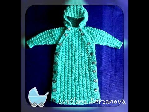 Салатовый конверт - очаровательный подарок для новорожденного » Ниткой - вязаные вещи для вашего дома, вязание крючком, вязание спицами, схемы вязания