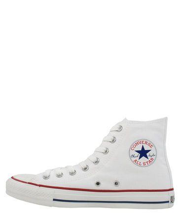 Weiße Chucks von Converse  #white #shoes #sneakers #fashion