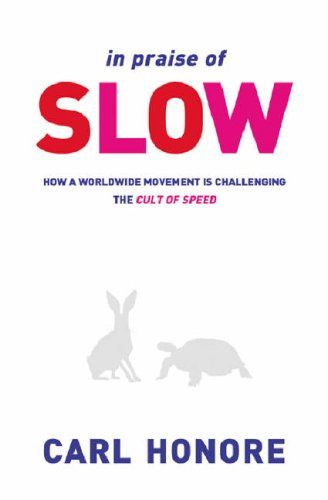 Carl Honore investigates how we can fulfill our lives by embracing the philosophy of Slow.
