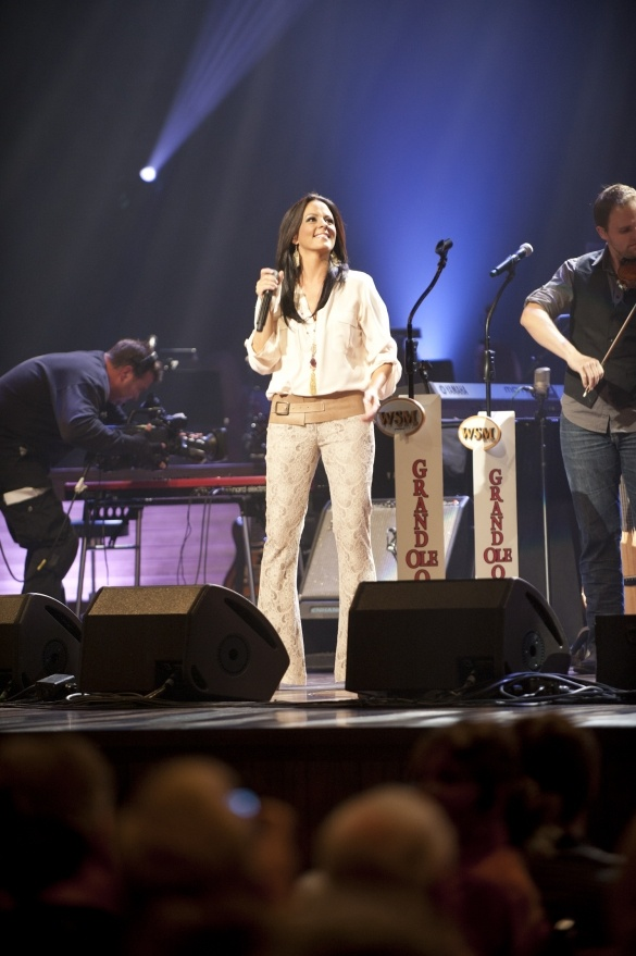 SE at the Opry. One day I will see her live there!