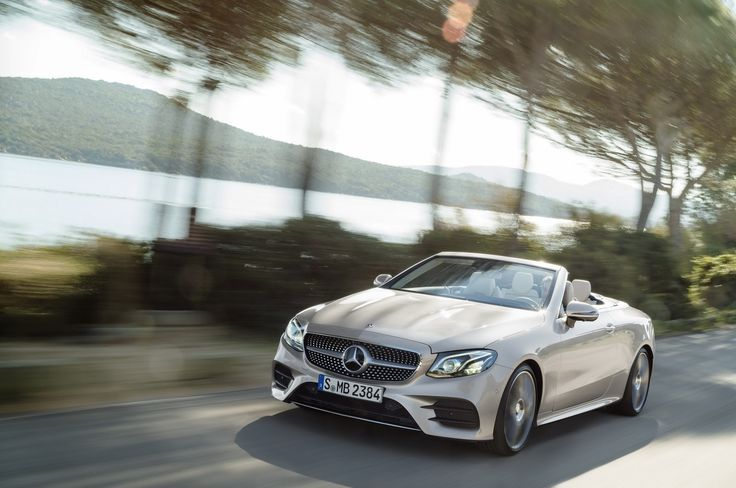 New Mercedes E-Class Cabriolet Has Got A 25th Anniversary Edition Too Mercedes-Benz has renewed its E-Class family and made it bigger by launching the new Mercedes E-Class Cabriolet model in Germany. The new model's starting price is €54,228.30 ($60,641) for a standard version of E200. The model is equipped with a 2.0-liter gasoline unit delivering 184PS (181hp)...