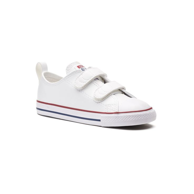 Kid's Converse Chuck Taylor All Star 2V Sneakers, Boy's, Size: 9 T, White