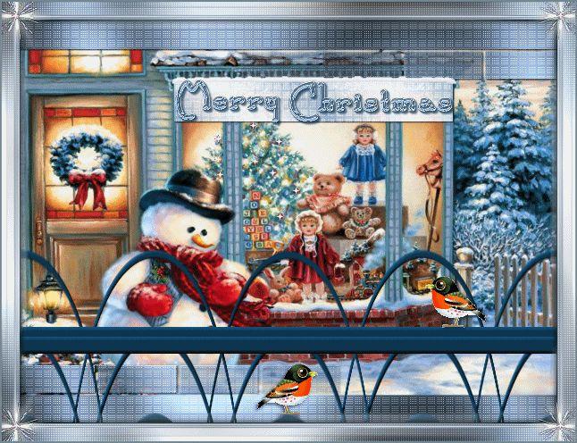 Imagenes De Casas Adornadas De Navidad C Nieve   Todo imágenes