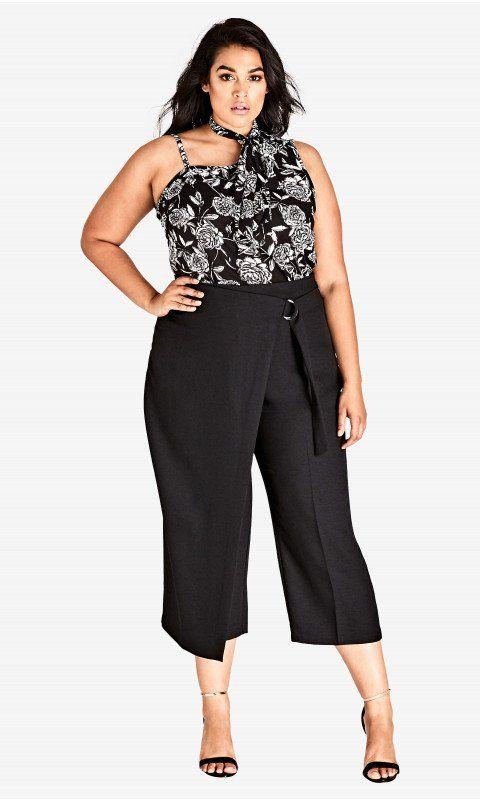 b6b222dd9f0f6e Shop Women's Plus Size Mini Rosa Top - Workwear - Tops   City Chic USA