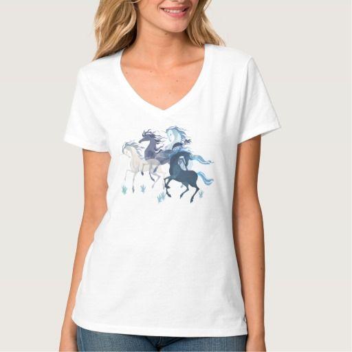 Running Unicorns shirt