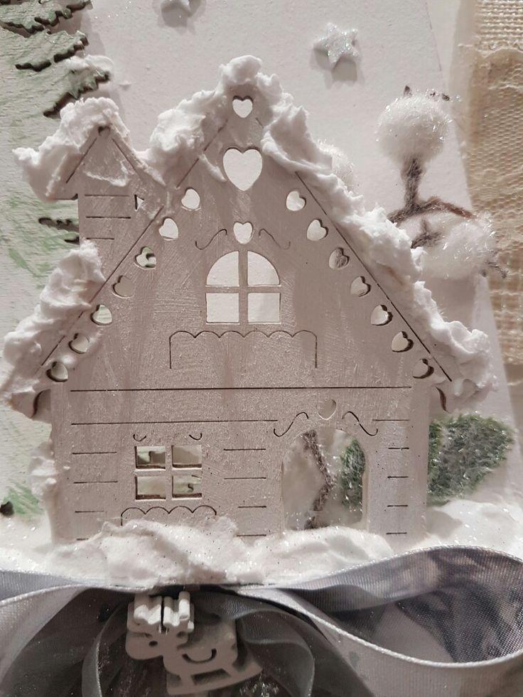 Tanto Natale nelle nostre creazioni! Seguiteci anche su facebook!