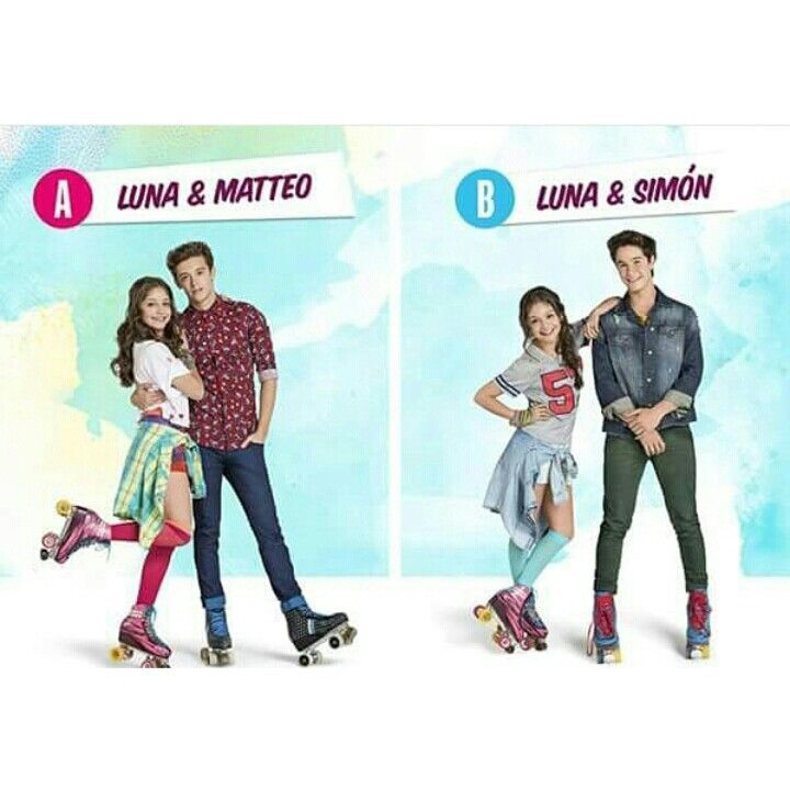 A. Luna & Matteo B. Luna & Simón aunque se ve mejor con mateo siganme y veran esto y mucho mas