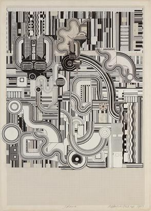 Eduardo Paolozzi: Selasa  Government Art Collection