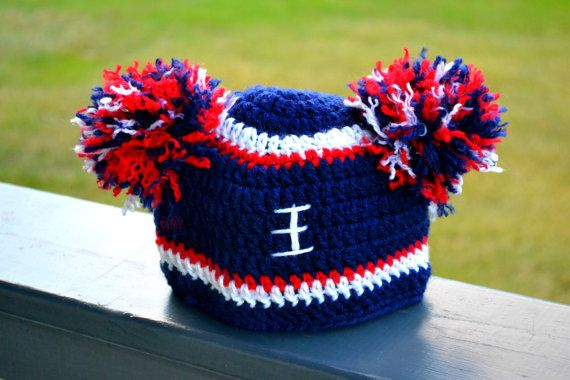 Check out this item in my Etsy shop https://www.etsy.com/listing/465639914/nfl-sports-teams-for-girls-with-pom-poms