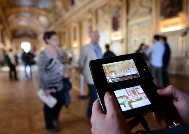 Musée du Louvre & Nintendo DS