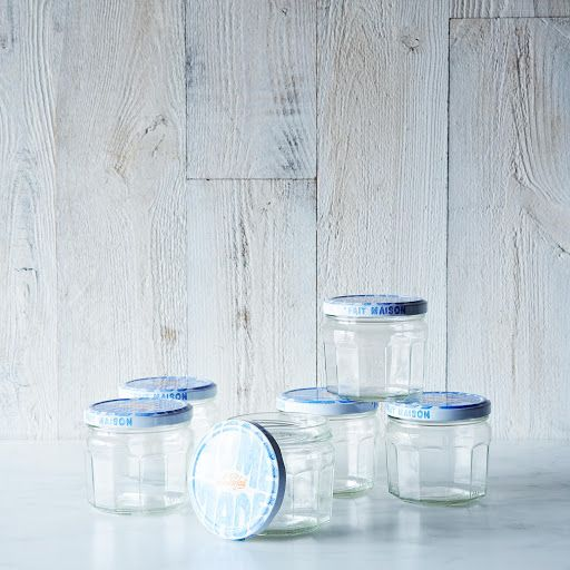 Le Parfait 11 Ounce Jelly Jar (Set of 6) on Provisions by Food52 I need these!