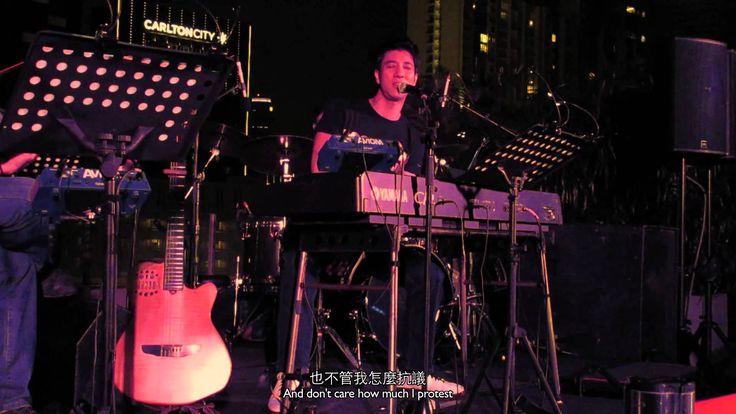 王力宏 Wang Leehom - 情敵貝多芬 Love Rival Beethoven - Live 2014.1.1 福利秀 新加坡 Fre...