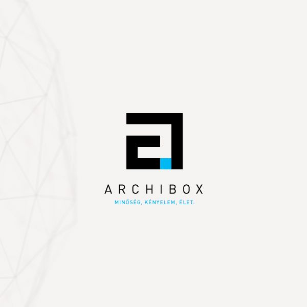 logo design to an architectural studio