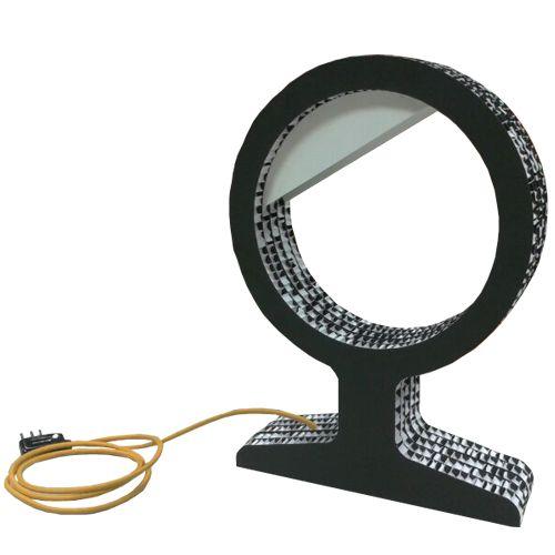 #Cromosoma cardboard table lamp, for Colortech srl #design #lightdesign #lamps #lampdesign #homedecor #cardboard #cardboardfurniture #ecological #recycle #bio #interiordesign #tablelamp