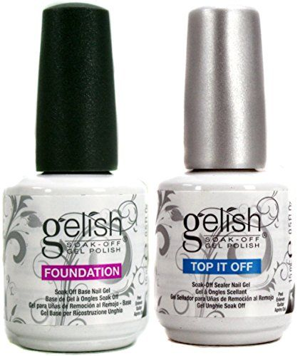 NEW Gelish Dynamic Duo Soak Off Gel Nail Polish - Foundat... https://www.amazon.com/dp/B007TLJP2W/ref=cm_sw_r_pi_dp_x_PvnTybRKFPW9Z