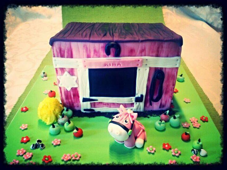 Hourse cake