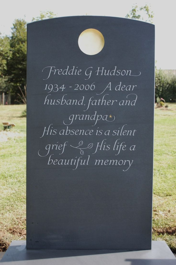 A tasteful list of headstone epitaphs | in memory ...
